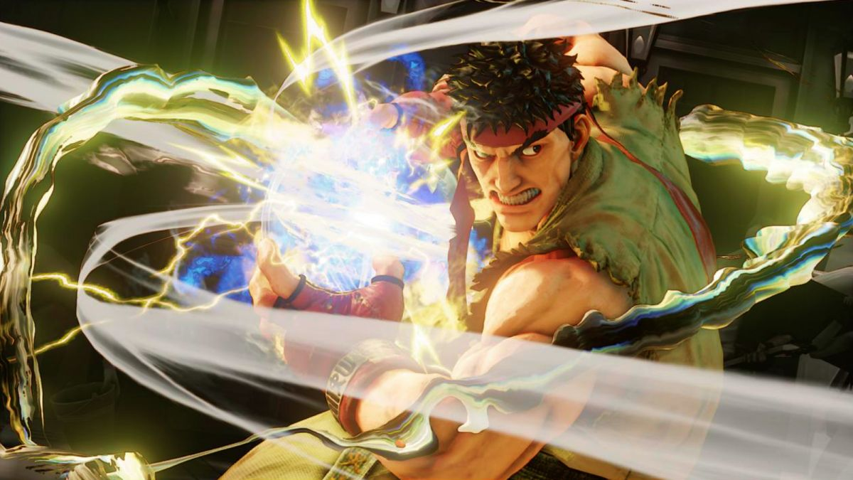 HADOUKEN! The story behind Street Fighter's most iconic move