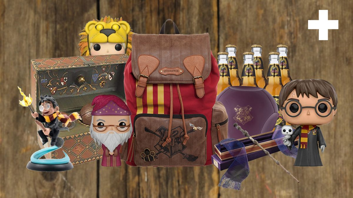 The best Harry Potter merchandise for the magical muggle in your