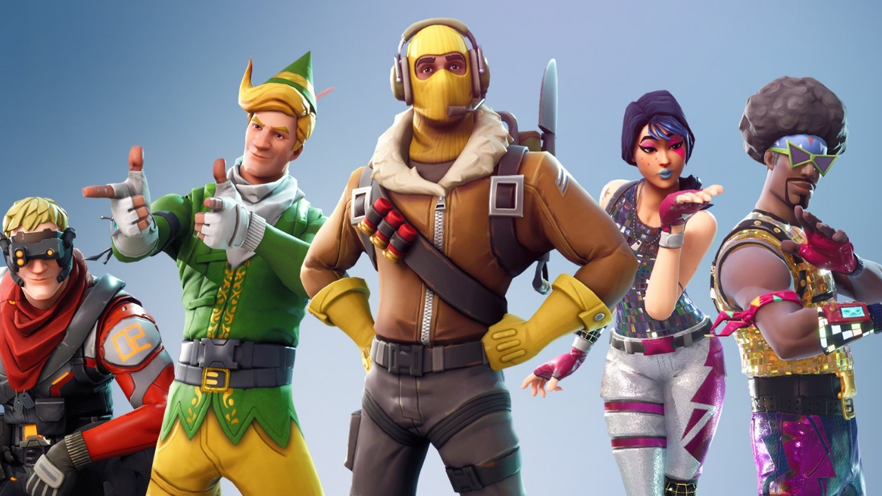 Can Fortnite Battle Royales Cosmetics Provide Competitive