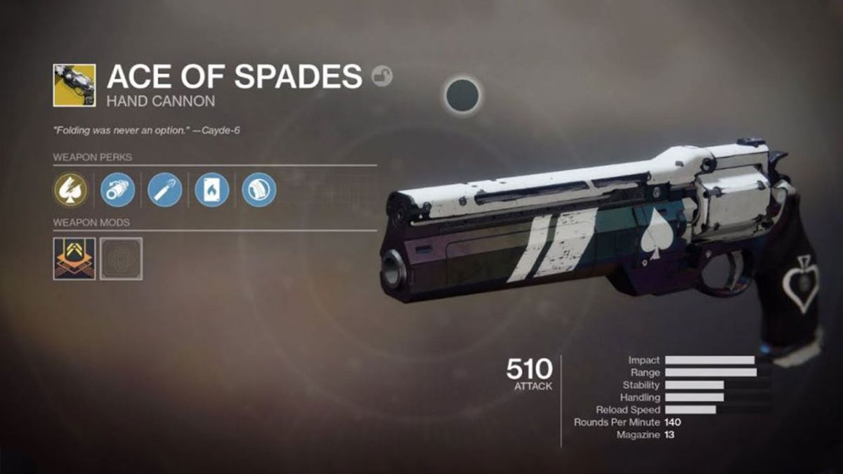 Destiny 2 - best weapons (Exotic and Legendary)   GamesRadar+