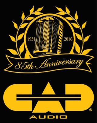 CAD Audio Celebrates 85th Anniversary