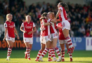 Arsenal v Everton – FA Women's Super League – Meadow Park