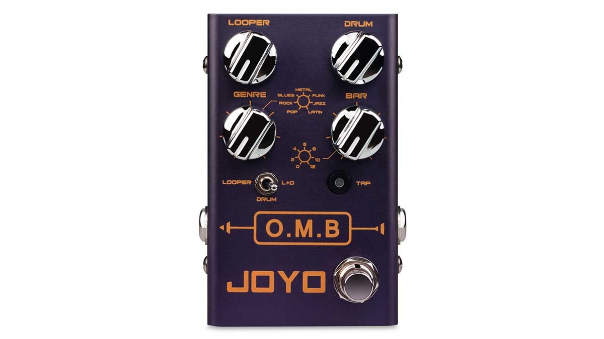 Joyo wants to turn guitarists into one-man bands with the OMB
