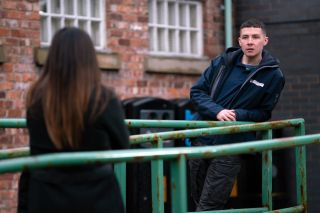 Coronation Street spoilers: Carla Connor confronts Jacob!
