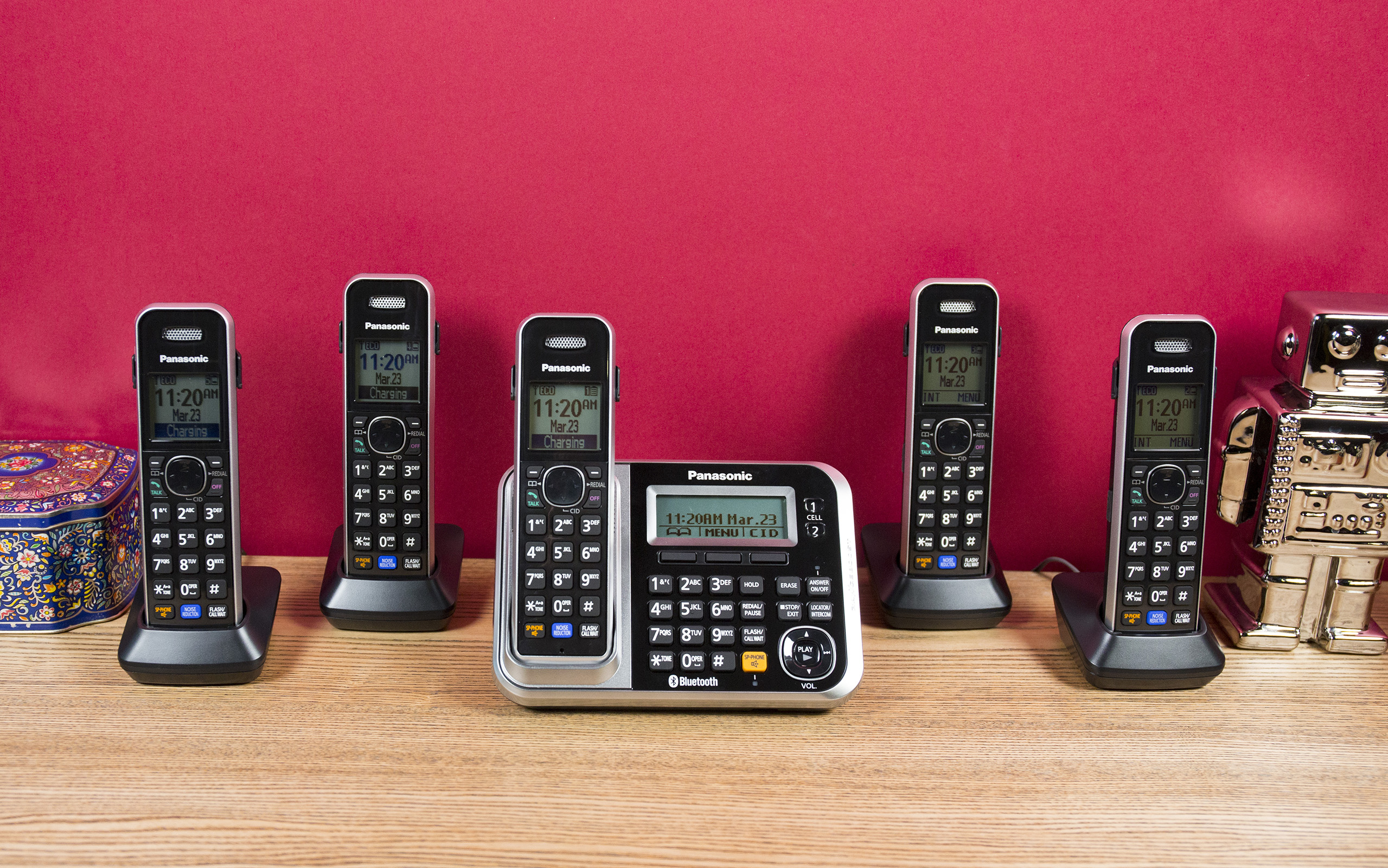 Best Cordless Phones 2019 - Landlines With Answering
