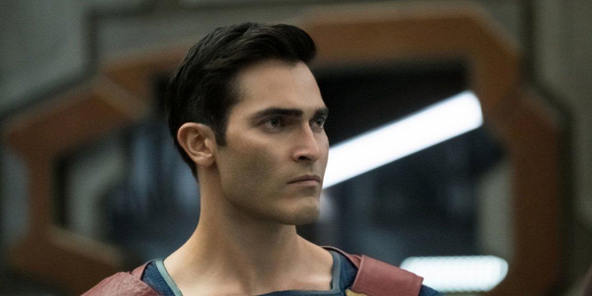 arrowverse crisis on infinite earths superman tyler hoechlin the cw