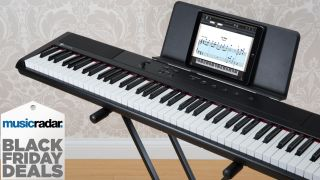 Save 25% off a full-sized Williams Legato III 88-key digital piano - just $199.99 this Black Friday
