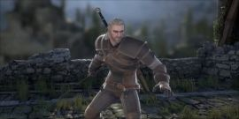 The Witcher's Geralt Is Joining Soul Calibur VI