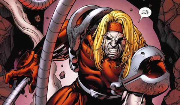 Wolverine 3 Omega Red