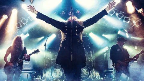 Saxon Let Me Feel Your Power album cover