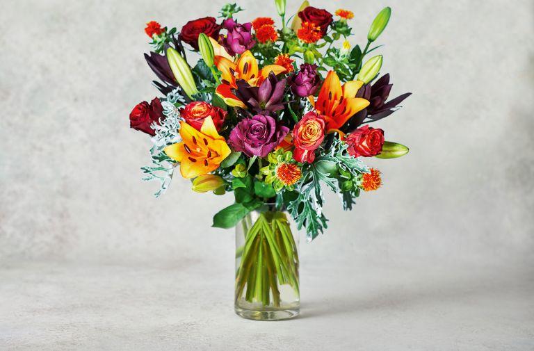 Waitrose flowers