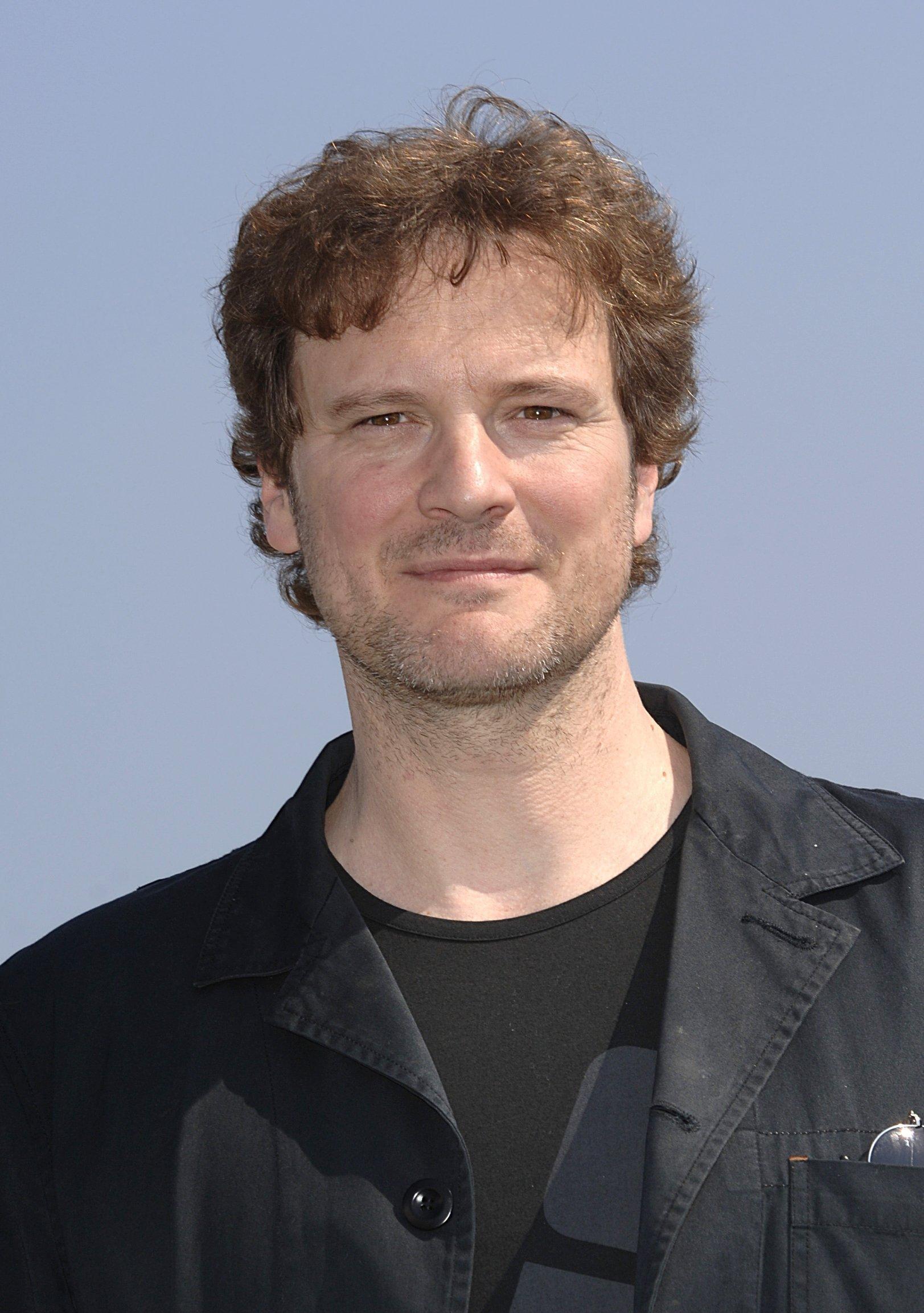 Colin Firth: I can't escape Mr Darcy