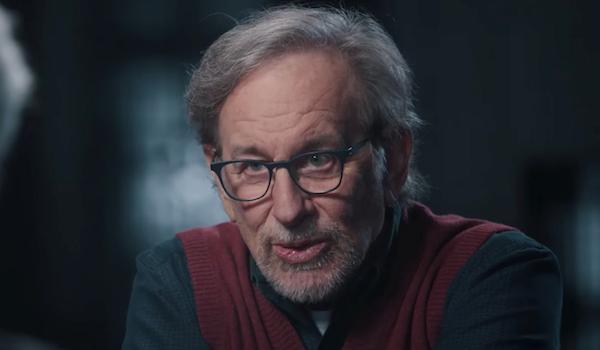 Steven Spielberg interview