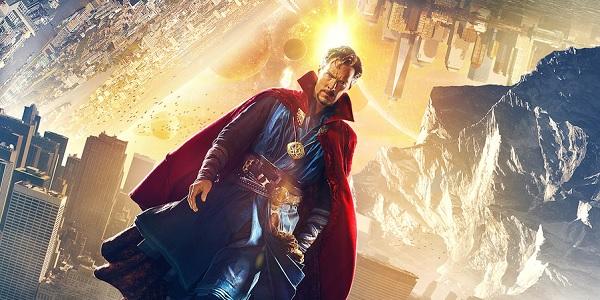 Doctor Strange Benedict Cumberbatch Scott Derrickson