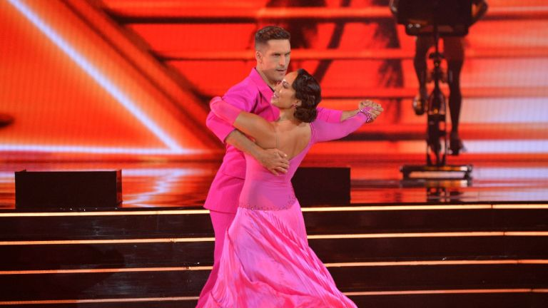 DANCING WITH THE STARS - Season 30 Premiere Dancing with the Stars, Cheryl Burke and Cody Rigsby.
