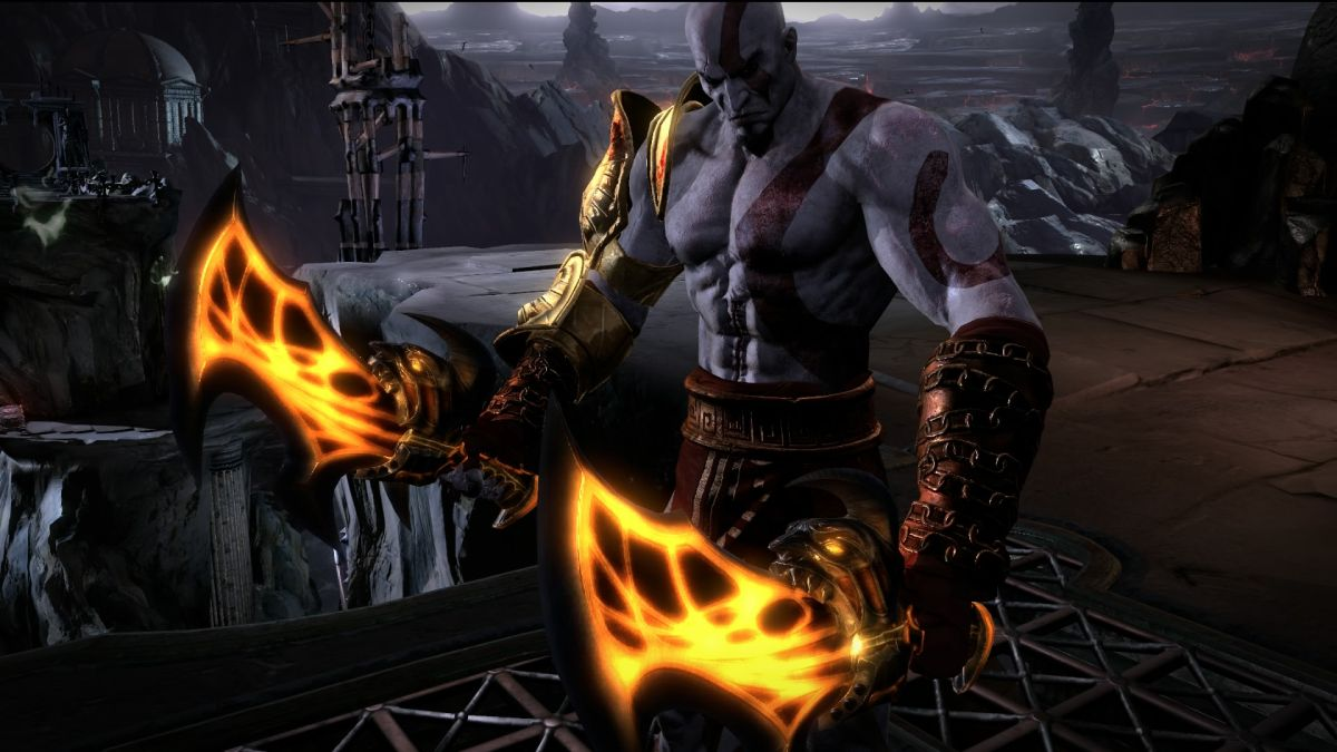 God Of War Iii Remastered Worth Upgrading Tom S Guide