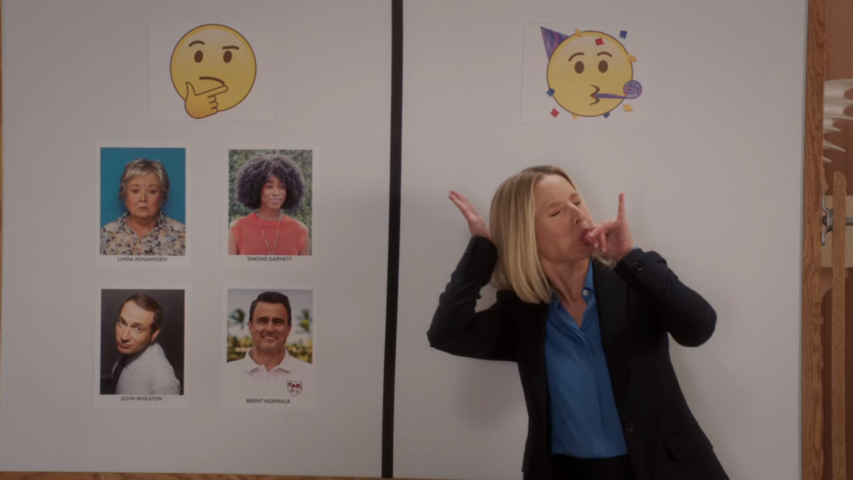 """The Good Place season 4 episode 1 review: """"A brisk opening that sets up the show's final season"""""""