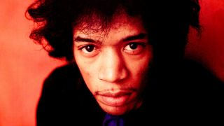 Jimi Hendrix in 1968