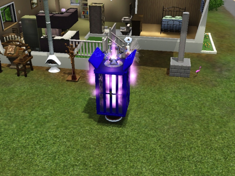 The Sims 3 Supernatural Review: Witches, Fairies, Werewolves And Magic #23606