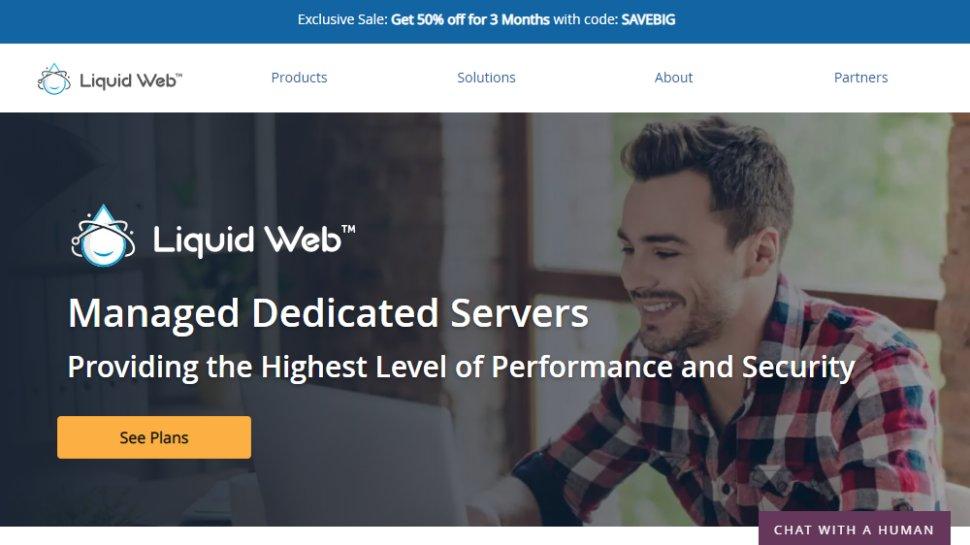 Liquid Web dedicated server hosting