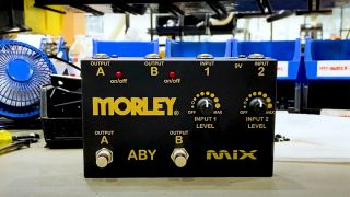 Morley ABY-MIX-G