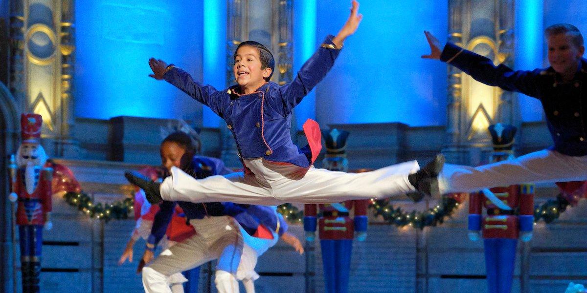 christmas waltz nutcracker dance JT  Church 2020