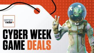 Cyber Week game deals 2019