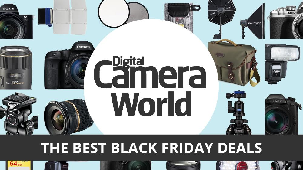 The best Black Friday camera deals: make the biggest savings on cameras, lenses and accessories