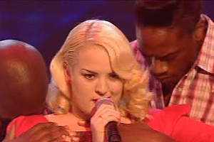 The X Factor: Kimberley's out!