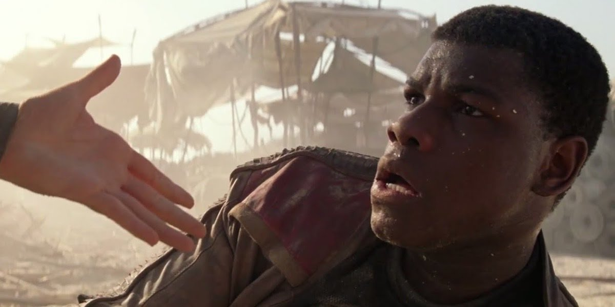 Clip Of John Boyega Talking A Possible Return To Star Wars Is Rolling Around