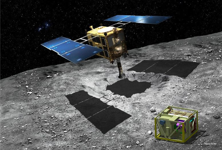 Japan Launches Asteroid-chasing Probe to Bring Space Rock