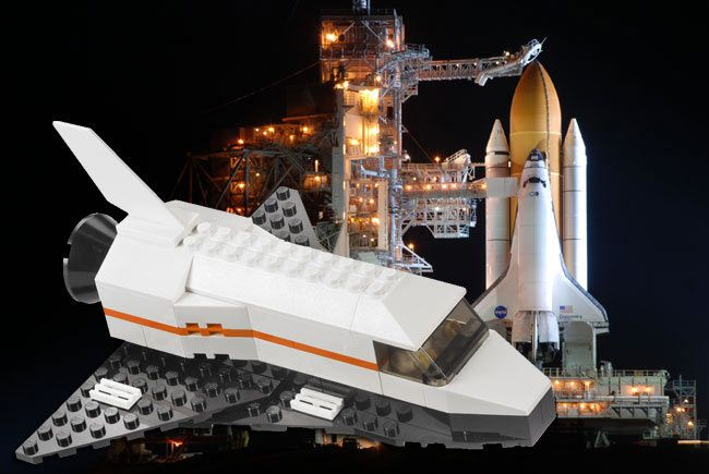 lego space shuttle bauplan - photo #7