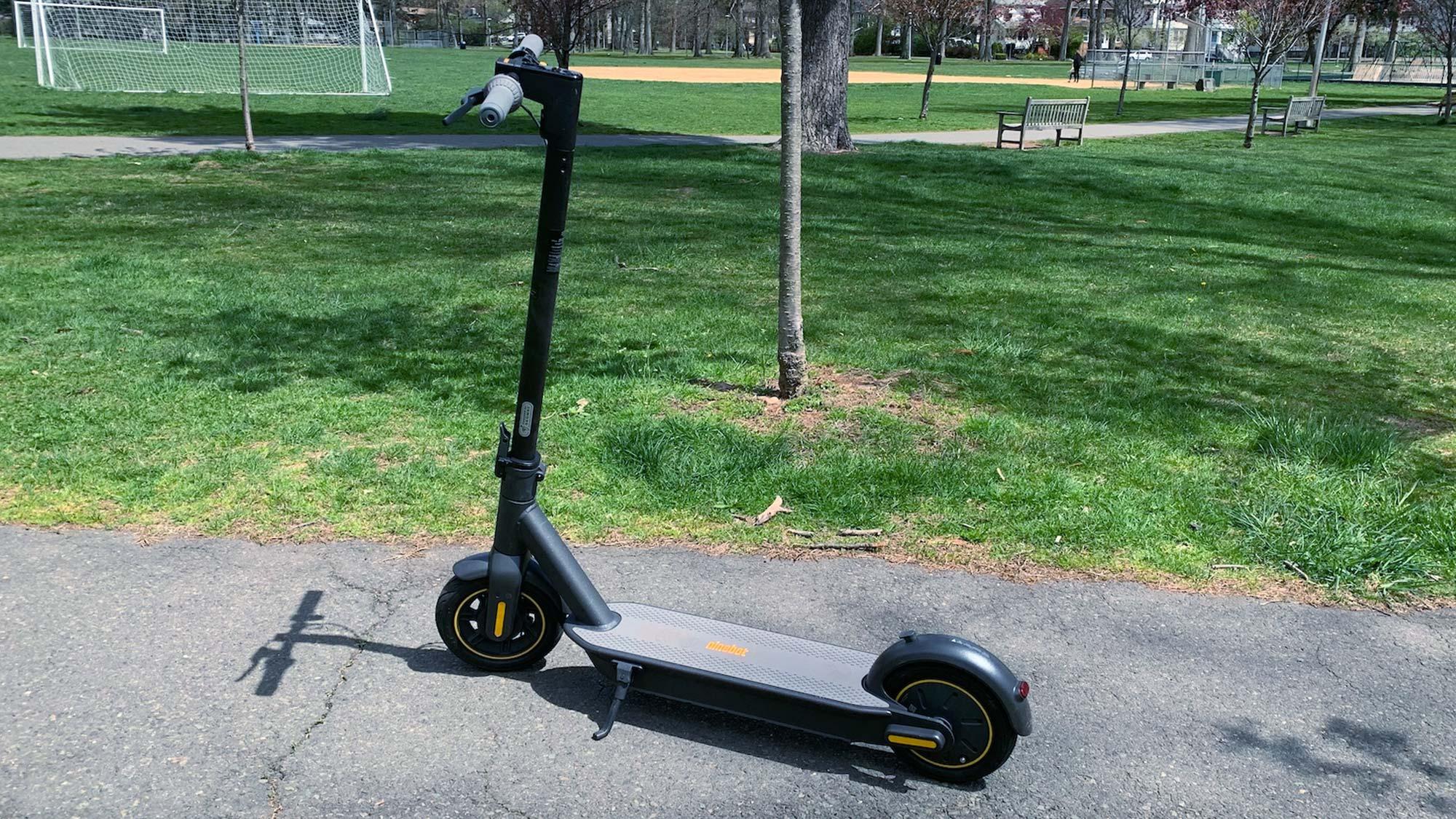 melhores scooters elétricas: Segway Ninebot Kickscooter Max