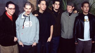 Linkin Park in the early 2000s