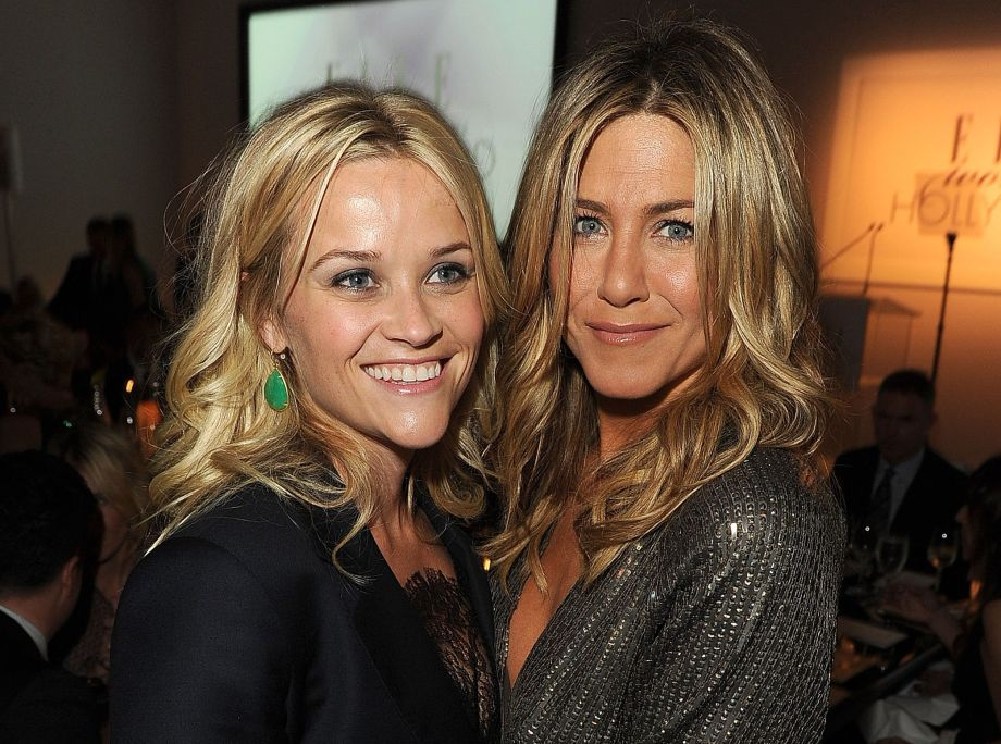 Jennifer Aniston and Reese Witherspoon are starring in a new TV series together – watch the first trailer here