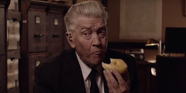 David Lynch in Twin Peaks on Showtime