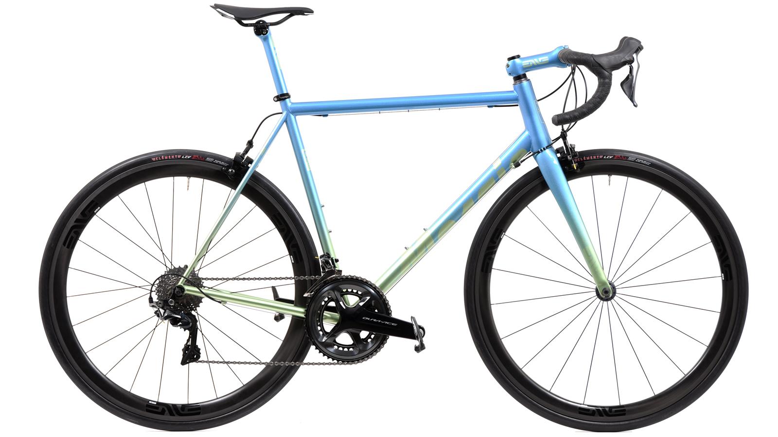 best steel road bikes: Mosaic