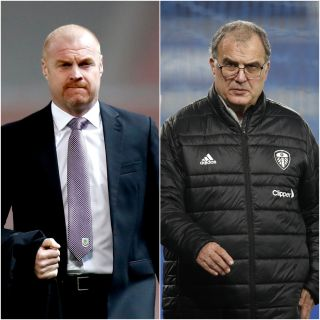 Sean Dyche and Marcelo Bielsa go head-to-head after Christmas
