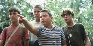 The cast of _Stand By Me._