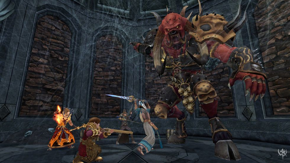 Warhammer Online Now Free-To-Play As Shutdown Approaches #29589