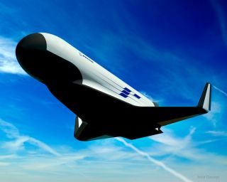 Possible Design for XS-1 Experimental Spaceplane
