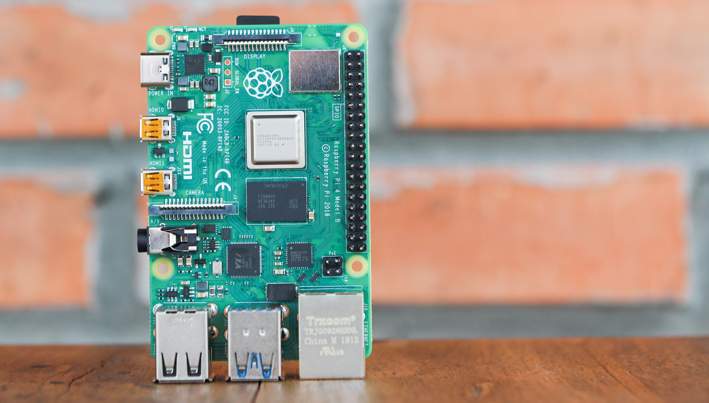 Raspberry Pi 4 Model B review | TechRadar