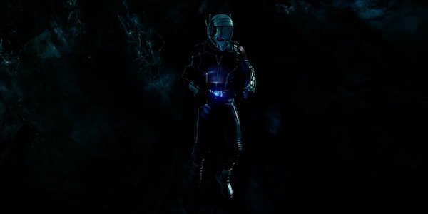 Ant-Man in the Quantum Realm