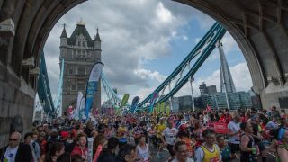 Watch the London Marathon 2018