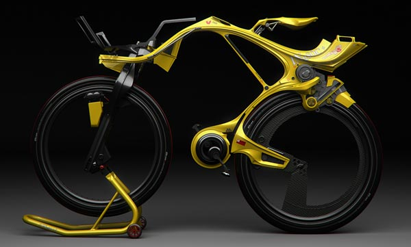 INgSOC hybrid concept bike