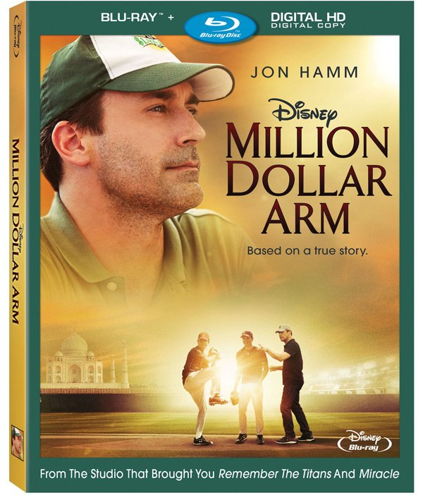 Million Dollar Arm box