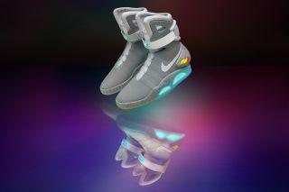 Future' Self-Lacing Shoes