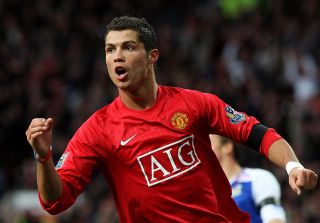 Cristiano Ronaldo File Photo