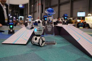 WowWee's MiP Balancing Robot Toy