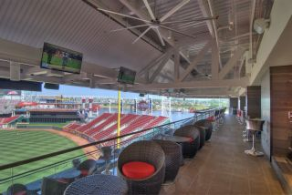 Just Add Power Distributes AV Over IP at Great American Ball Park